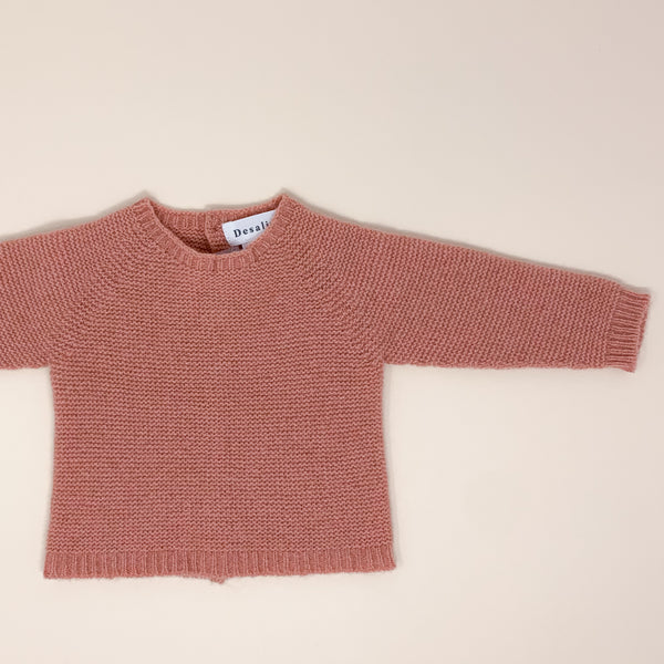 Wool Sweater | Peach