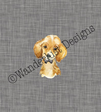 Load image into Gallery viewer, R29W1 Puppy Blanket