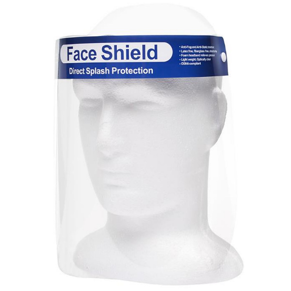 Protective Face Shield (50 pieces)