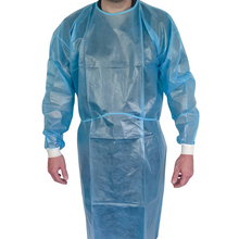 Load image into Gallery viewer, Level 2 Disposable Isolation Gowns