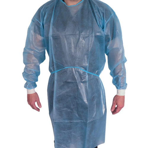 Level 1 Disposable Isolation Gowns