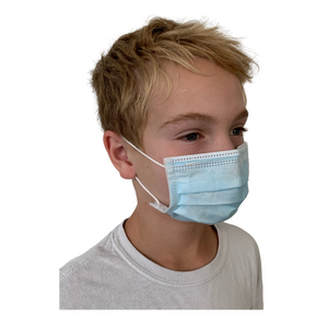 Kids Disposable Face Masks (50 pieces)