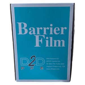Barrier Film with Dispenser (6 Boxes)