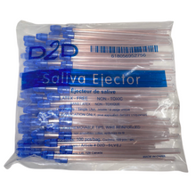 Load image into Gallery viewer, Saliva Ejectors (1,000 pieces)