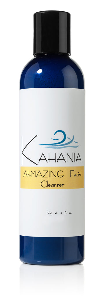 Ah-MAZING Facial Cleanser - Kahania Natural
