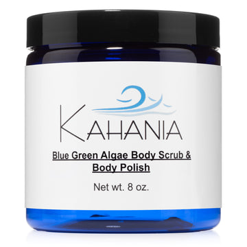 Blue Green Algae Body Polish - Kahania Natural