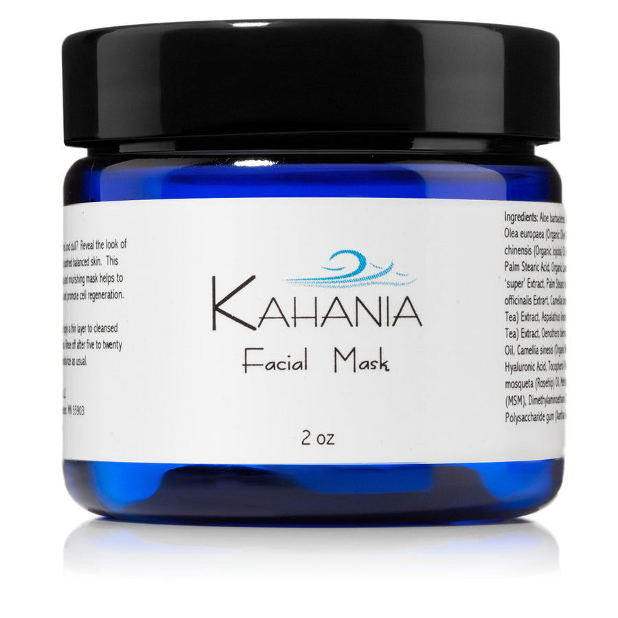 Facial Mask - Kahania Natural