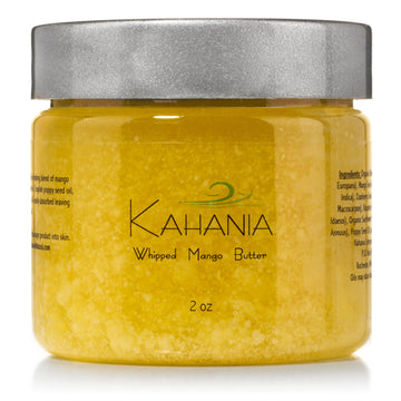 Whipped Mango Body Butter - Kahania Natural