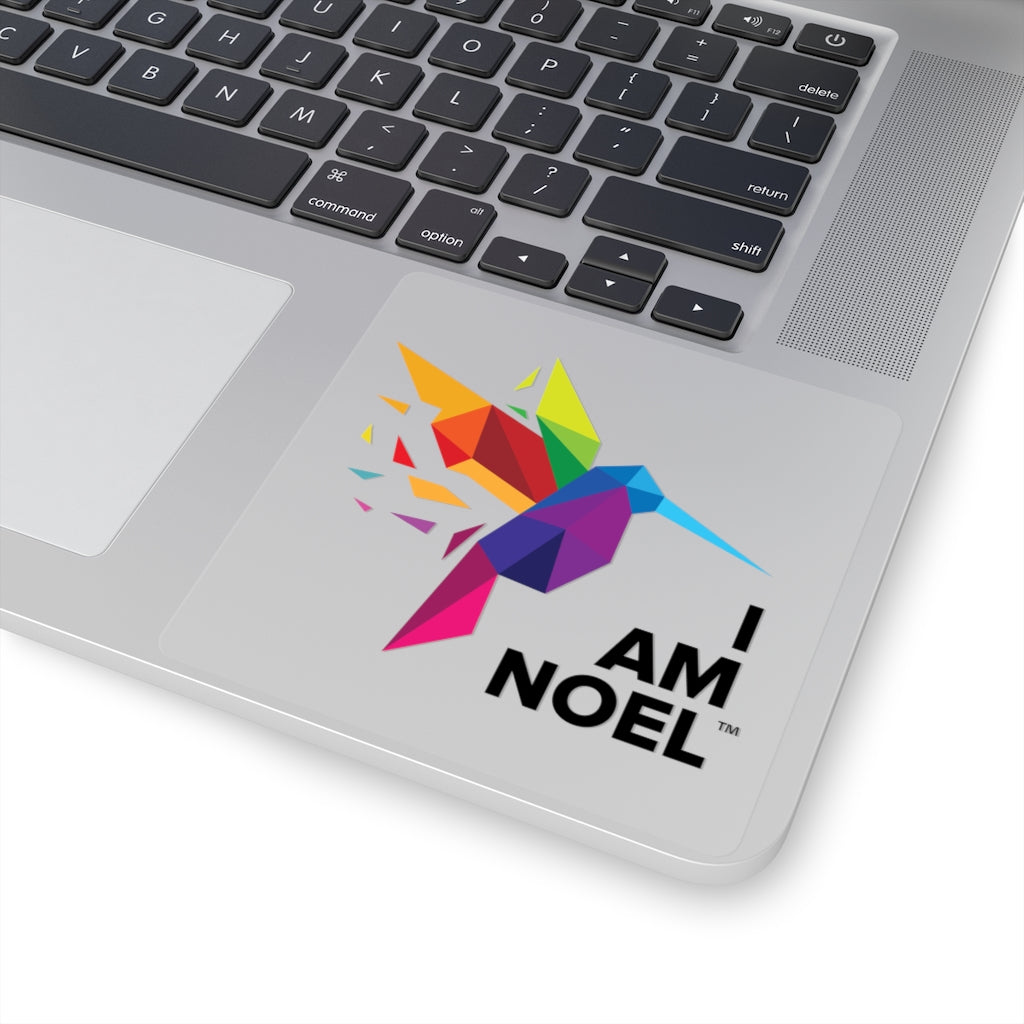 IAMNOEL Square Stickers