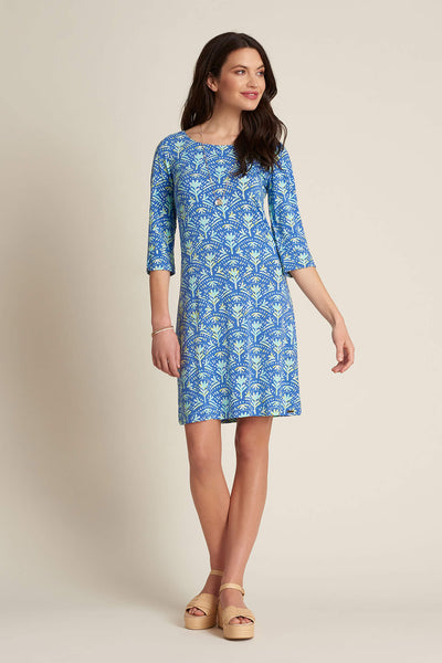 Hatley CBL1275 Blue Lucy Dress - Shirley Allum