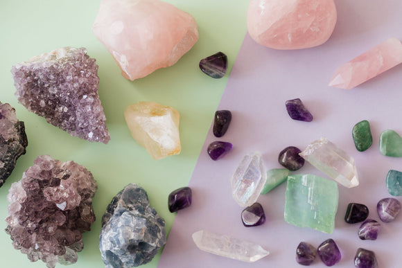 5 Ways to Use Healing Crystals