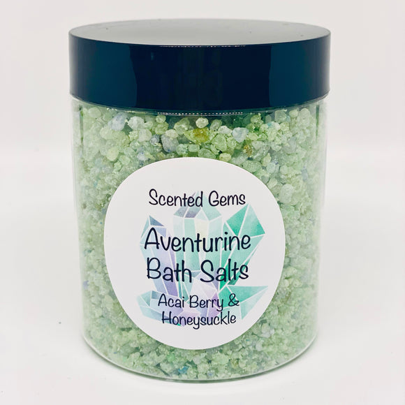 Aventurine Bath Salts