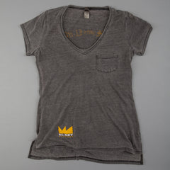 El Rey Female T-Shirt (grey)