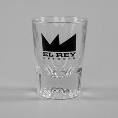 El Rey Shot Glass