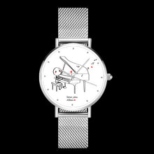 Load image into Gallery viewer, Couple Watch Gift Set Custom Text Concerto Of Love
