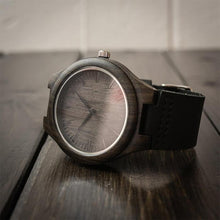 Load image into Gallery viewer, To My Husband - Great Life Partner - Wood Watch