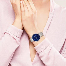 Load image into Gallery viewer, Women's Watch 36mm-Pisces Constellation Watch With Luminous Pointer Alloy Bracelet