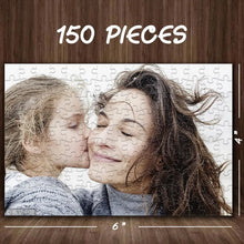 Load image into Gallery viewer, Custom Photo Jigsaw Puzzle Best Gifts For Pet & Love & Family - 35-1000 pieces