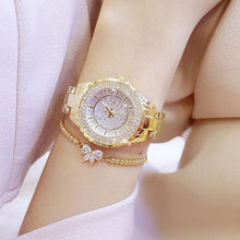 Load image into Gallery viewer, Ladies Rhinestone Watch