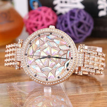 Load image into Gallery viewer, Fashion Full Diamond Quartz Watch
