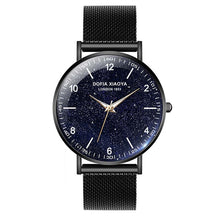 Load image into Gallery viewer, Men's new simple trend star watch