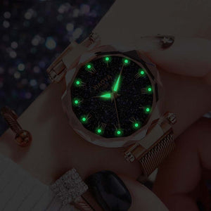 Lady Star Watch Magnetic Strap