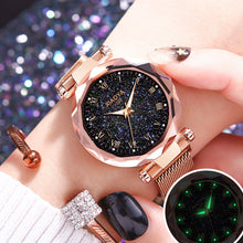 Load image into Gallery viewer, Lady Star Watch Magnetic Strap