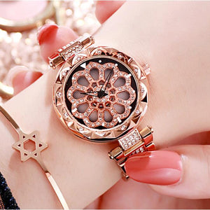 New Arrive Style - Lucky Spin Magnetic Watch(Limited time promotion-60% OFF)