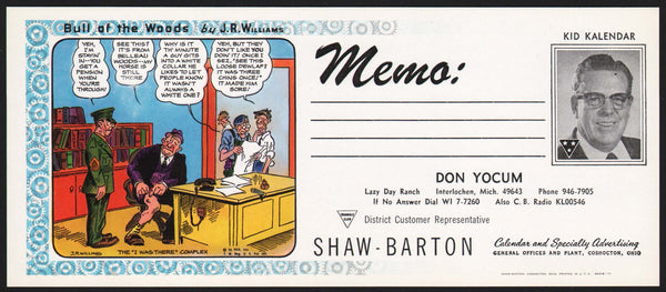 Vintage ink blotter RIKERS RESTAURANTS No Better Food At Any Price New York