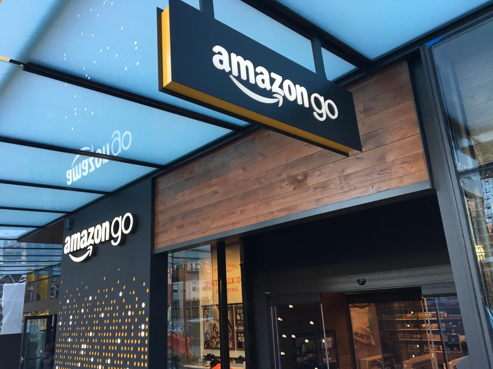 Olympia Cladding, Auburn|Amazon Go, Seattle, WA