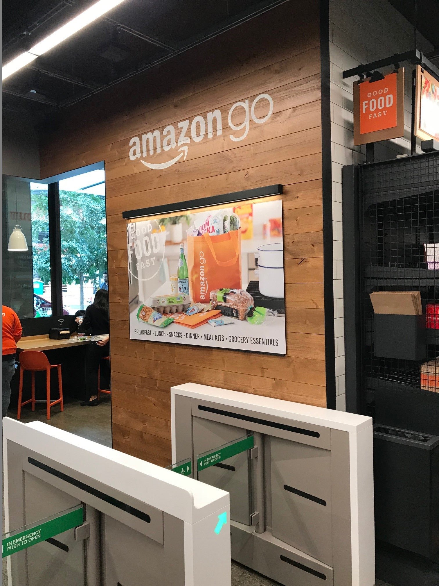 Custom Cladding, Amazon Go | Seattle, WA
