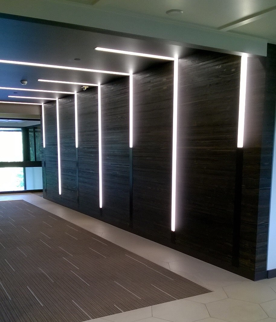 Engineered Panel, Ebony-Textured | Microsoft, Redmond, WA