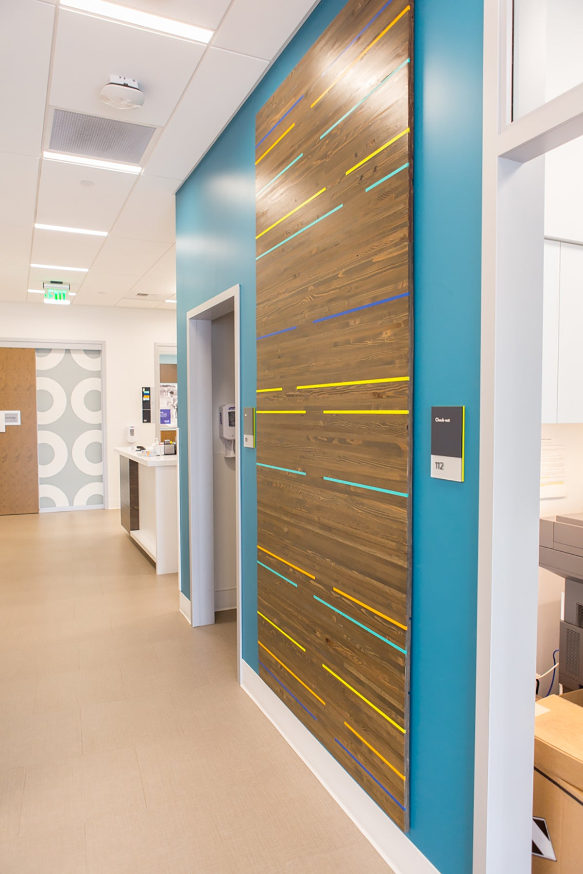 Engineered Panel | Indigo Urgent Care Clinic, Lacey, WA
