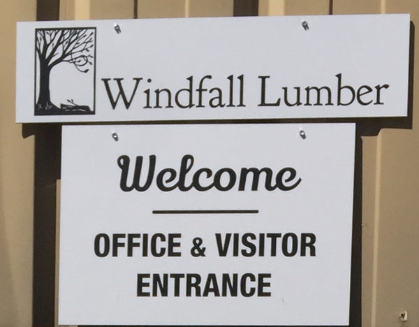 Welcome to Windfall Lumber