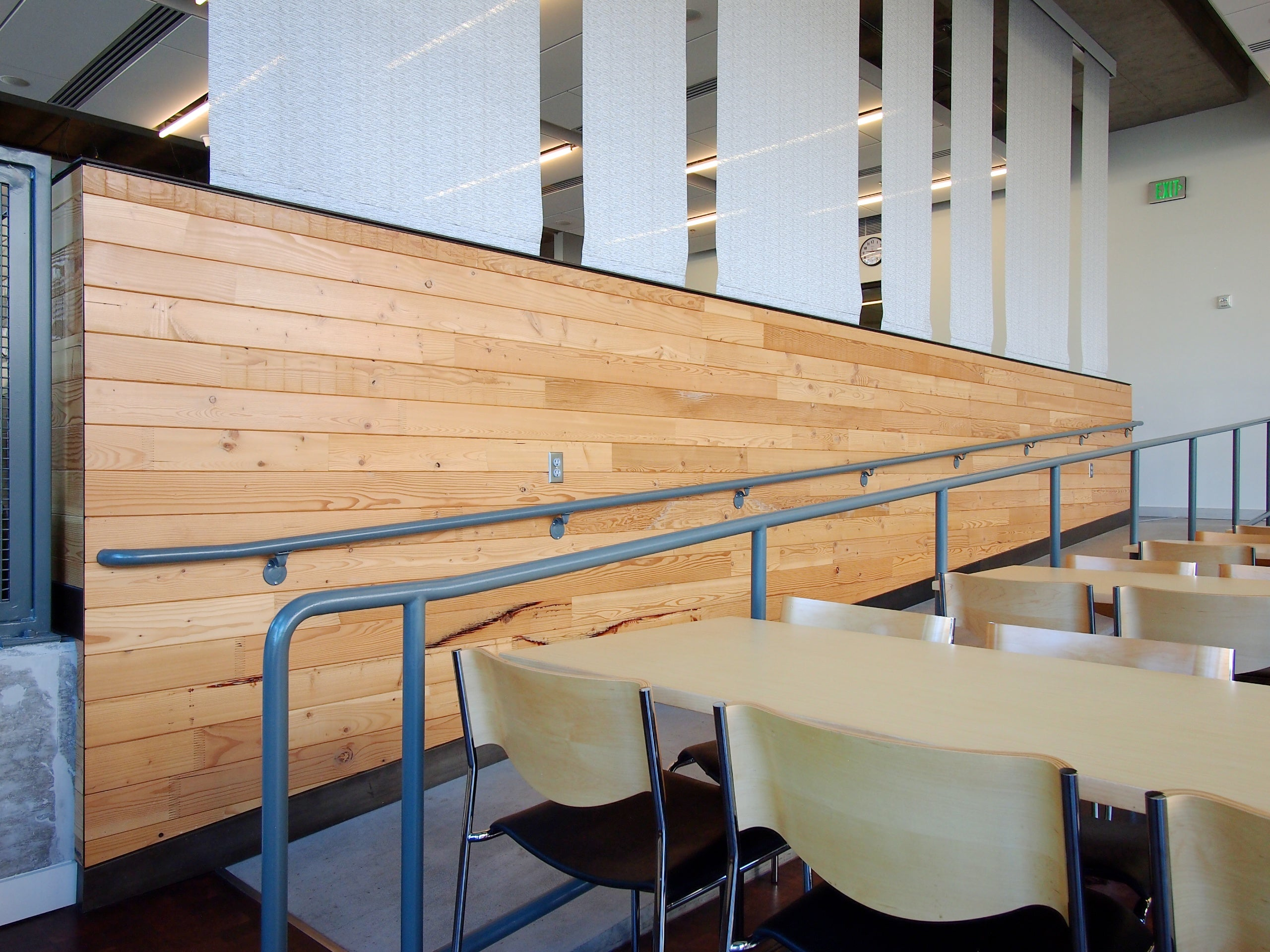 Portland Cladding, Clear | The NW School, Seattle, WA