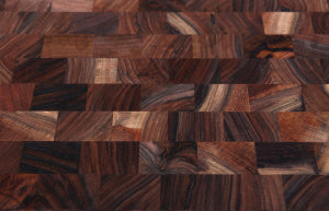 Oregon Black Walnut End Grain Countertops