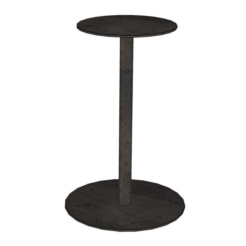 Cafe Pipe Table Base