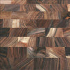 Claro Walnut End Grain