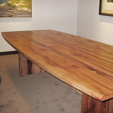 Pacific Madrone Plank