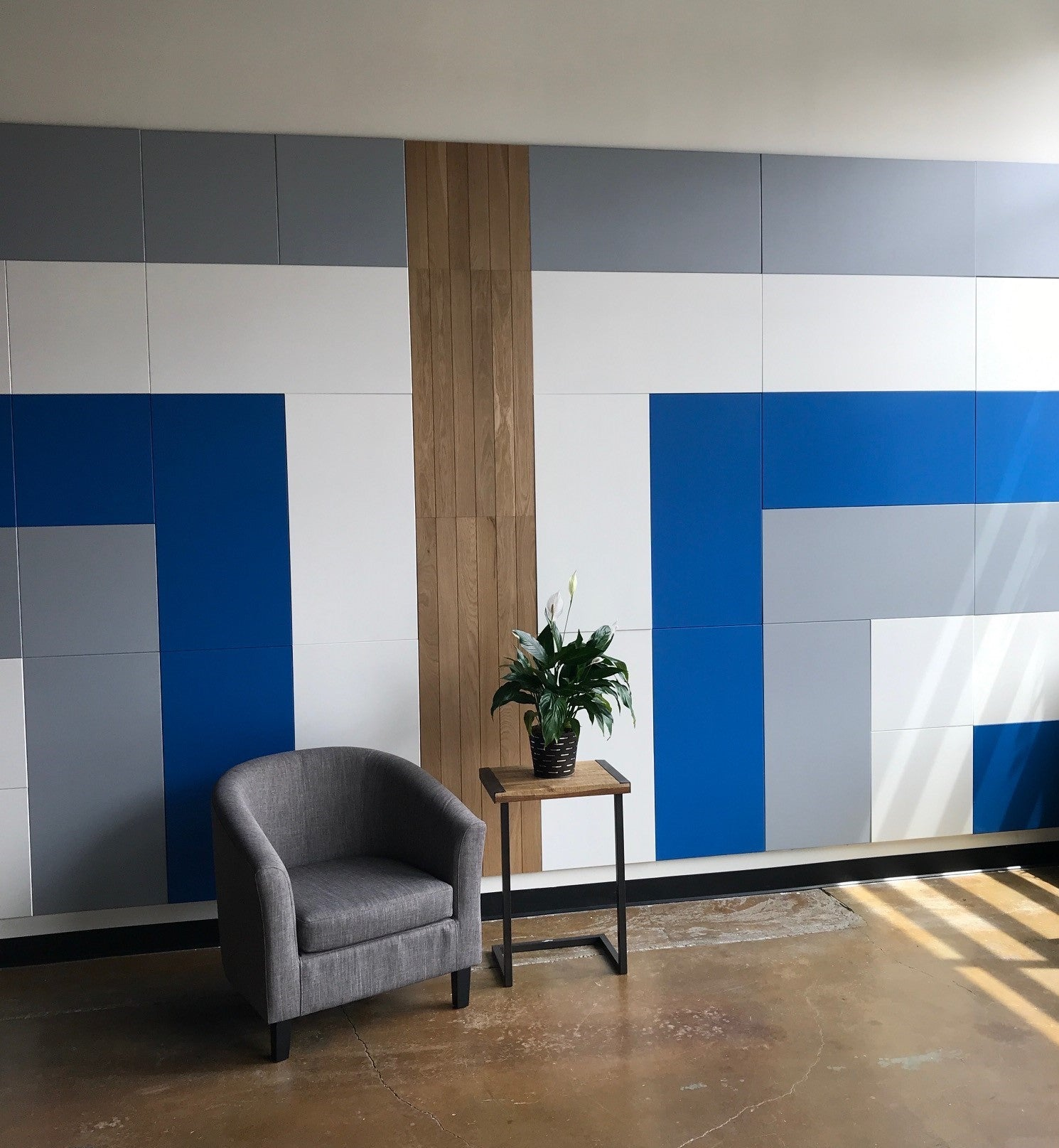 Cambio Wall System Image