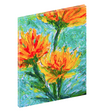 "Canvas print wall art of flowers titled ""Fiori"" by Chiara Magni."