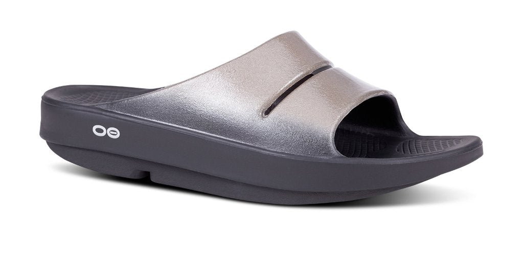 Oofos - OOahh Luxe Slide, Size 10
