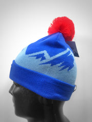 PC Run Co - Pom Pom Beanie