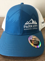 PC Run Co - Trucker Hat, Performance