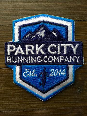 PC Run Co Patch - Crest