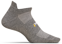 Feetures - High Performance Light Cushion No Show Tab Sock