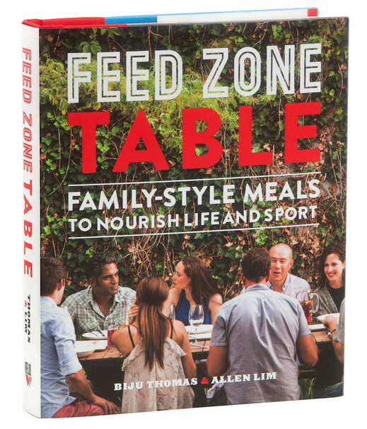 Skratch Labs - Feed Zone Table Cookbook