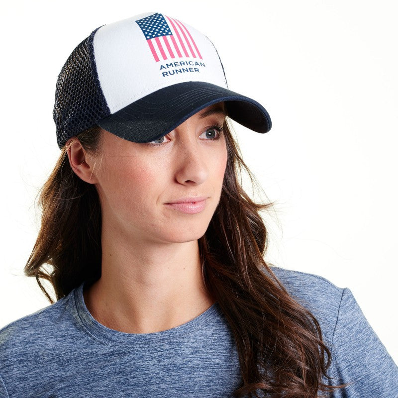 Oiselle - Runner Trucker Hat
