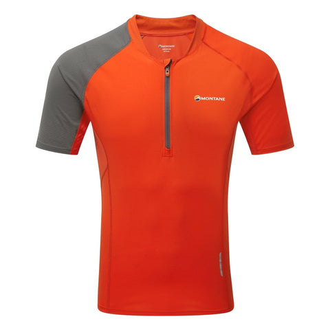 Montane - Fang Zip T-Shirt