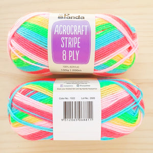 Panda - Acrocraft Stripe